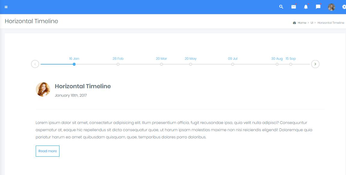 Admin Templates Bootstrap
