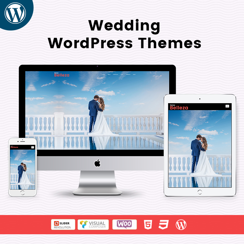 Wedding WordPress Themes For MultiPurpose