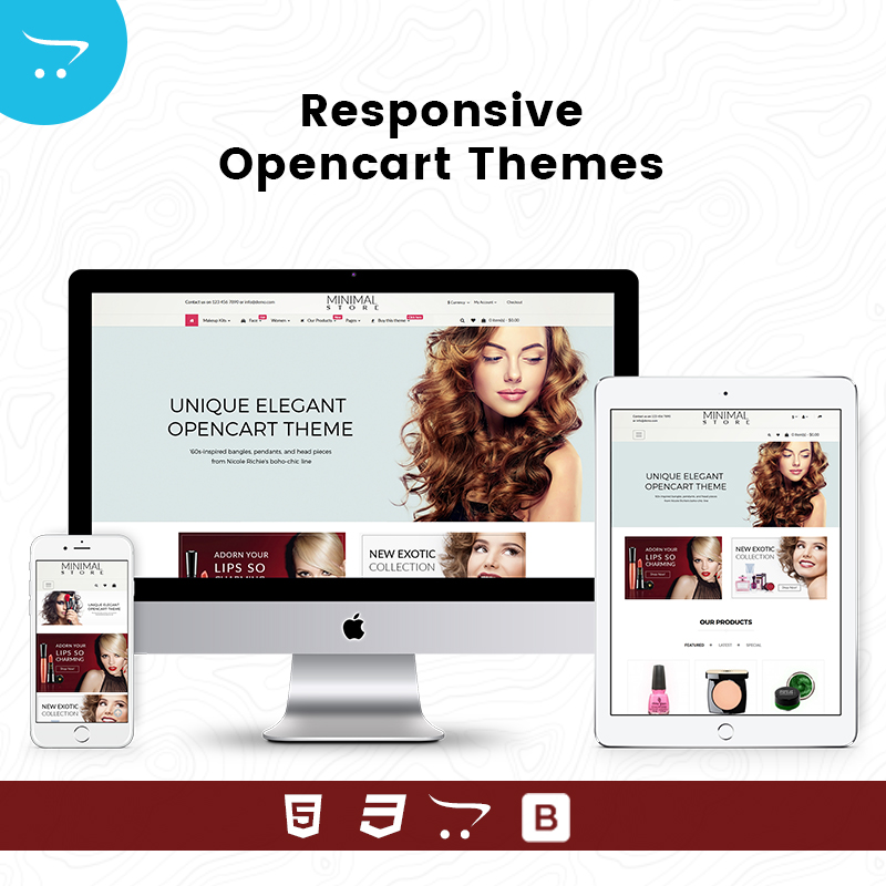 Minimal Store 5 – Responsive Opencart Themes