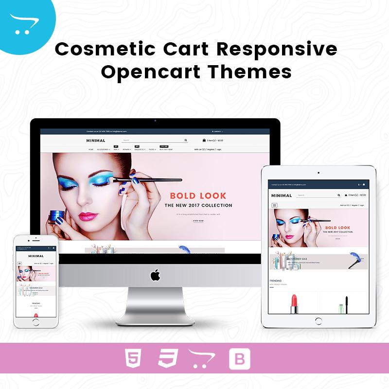 Minimal Store 2 – Responsive Opencart Themes