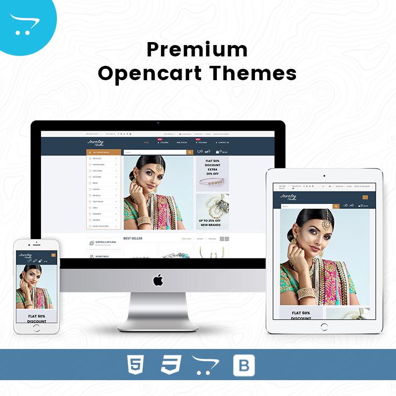 Jewelry Store 8 – Premium OpenCart Themes