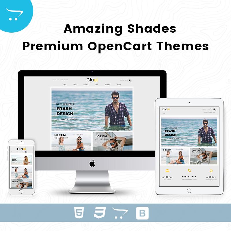 Amazing Shades – Premium OpenCart Themes