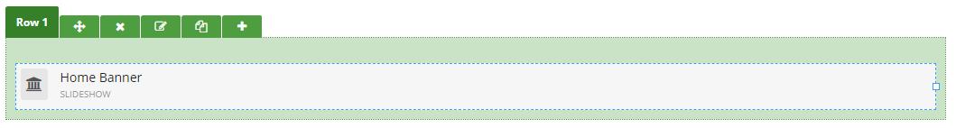 Custom Banner Slider Module