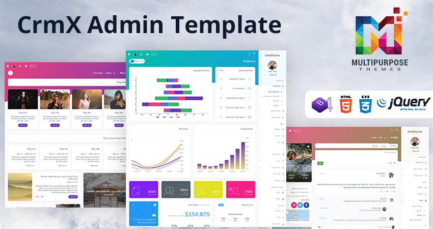 Premium Admin Template