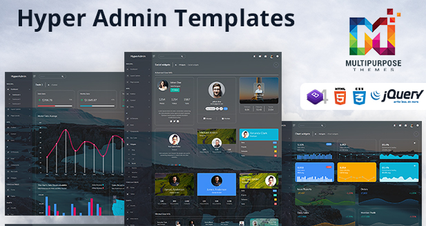 Dashboard Admin Template