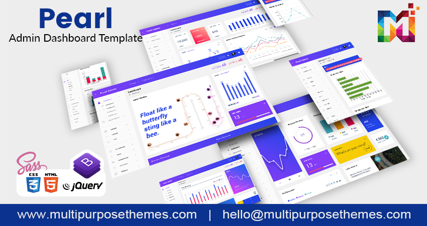 Bootstrap Admin Template | Responsive Bootstrap 4 Admin