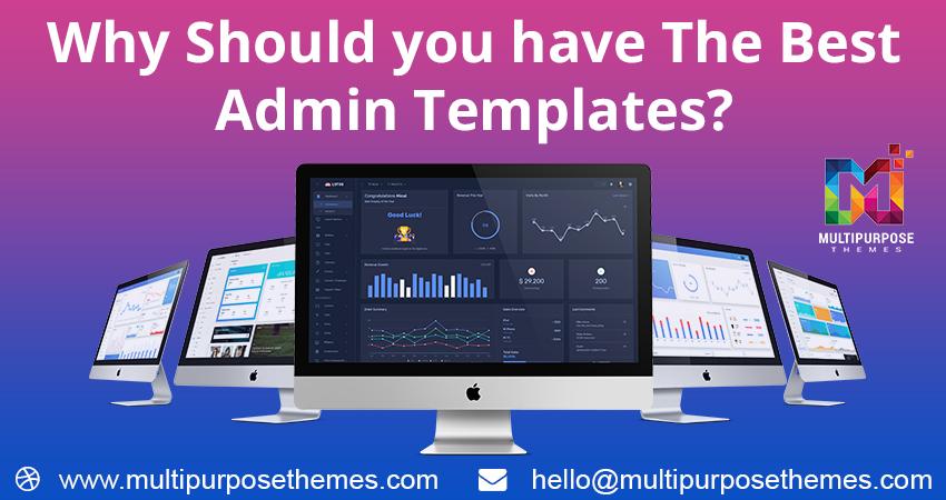 Admin Templates