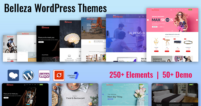 Multipurpose Responsive WordPress Themes | WordPress Themes