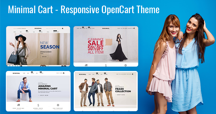 Opencart Multipurpose Theme | Responsive Opencart Themes