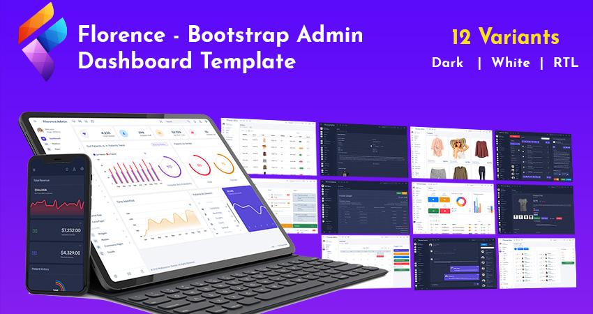 Bootstrap Admin Template   Analytical Dashboard   Admin Dashboard