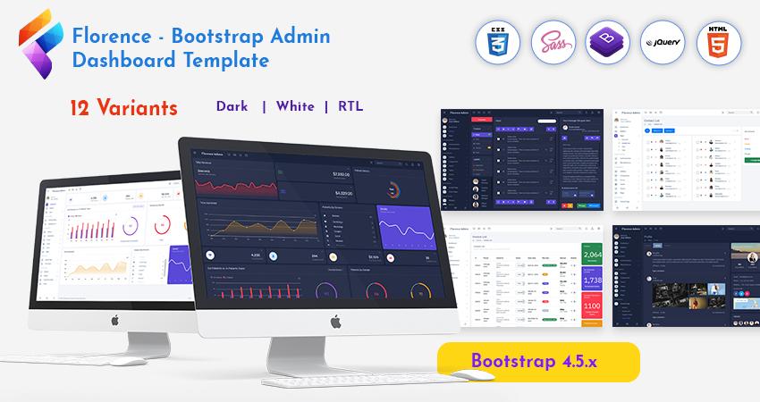 Admin Template | Bootstrap Admin HTML | Responsive Web Application Kit