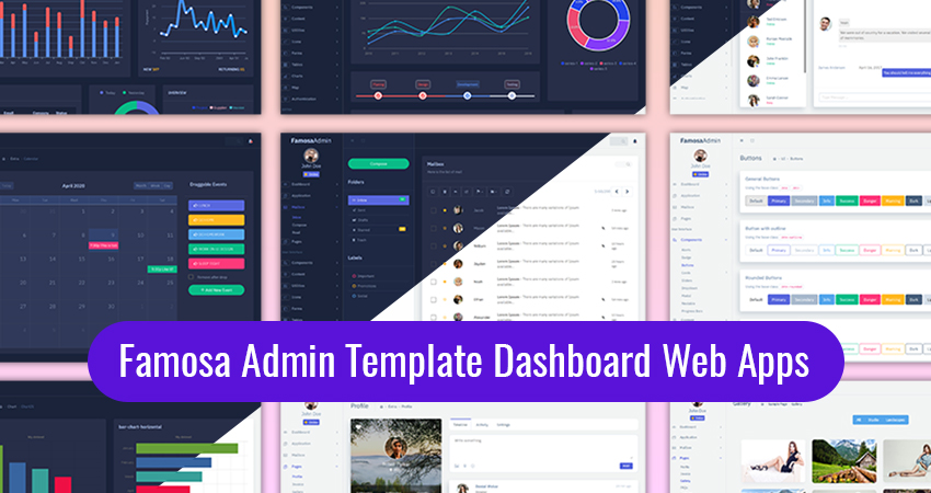 Admin Template | Admin Panel | Responsive Web Application Kit