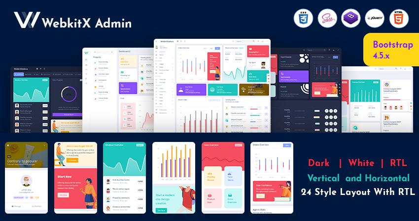 Premium Admin Template | Bootstrap Admin Web App | Bootstrap UI Kit