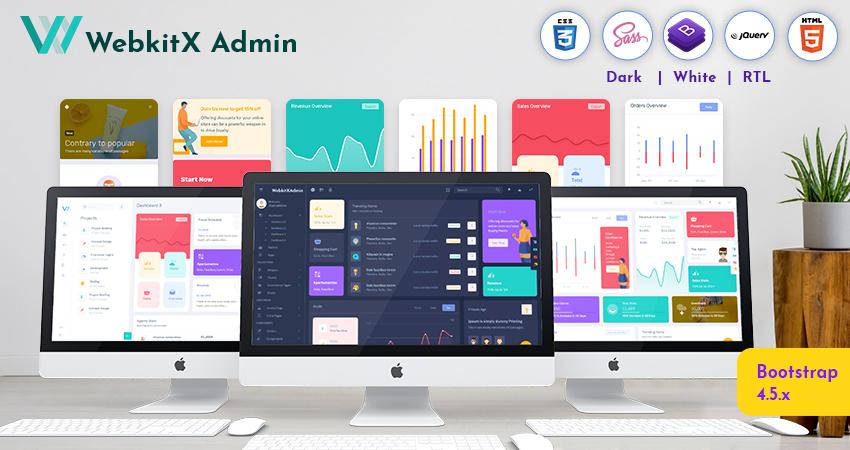Premium Admin Template | Responsive Bootstrap 4 Admin