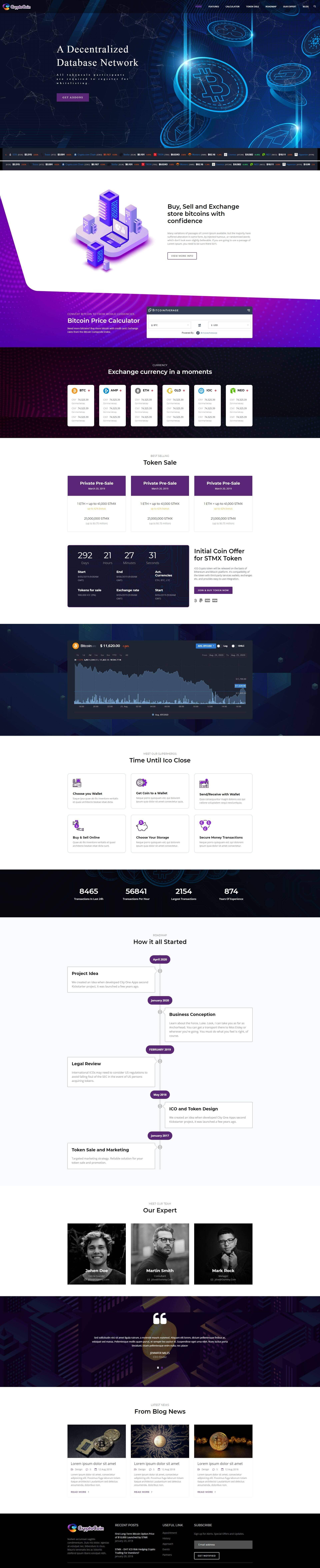 Business HTML Template