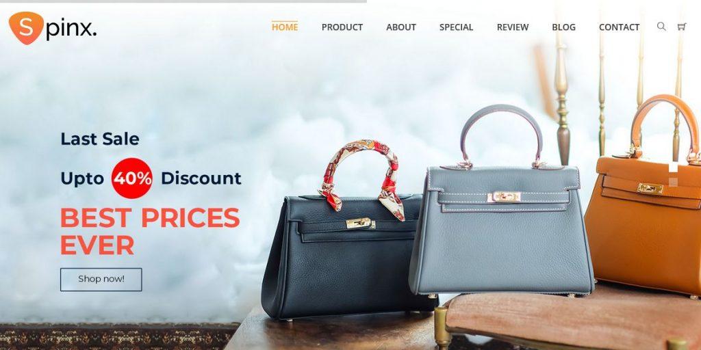 Fashion Premium Html Template | HTML Templates