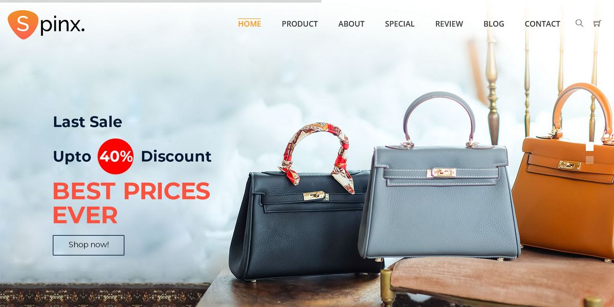 Fashion Premium Html Template | HTML Templates