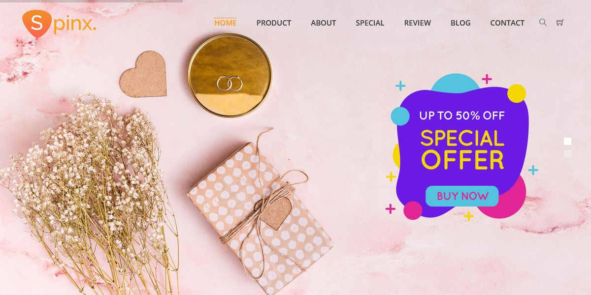 Jewelry Multipurpose Responsive HTML Template | HTML Templates