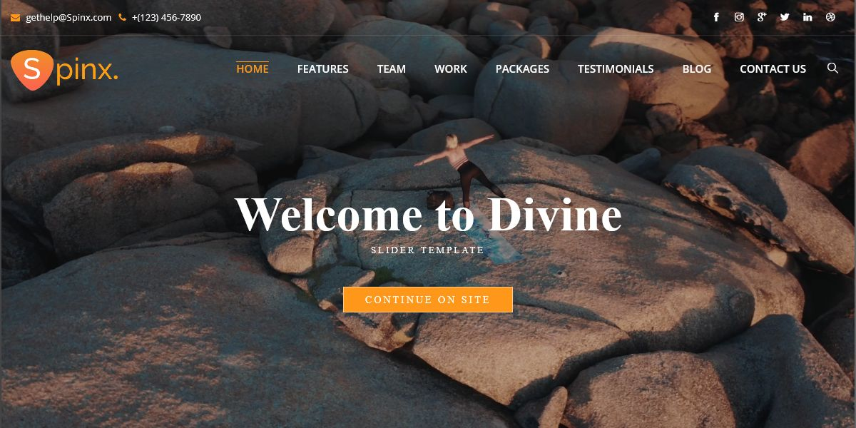 Yoga Premium Html Template | HTML Template | HTML Templates