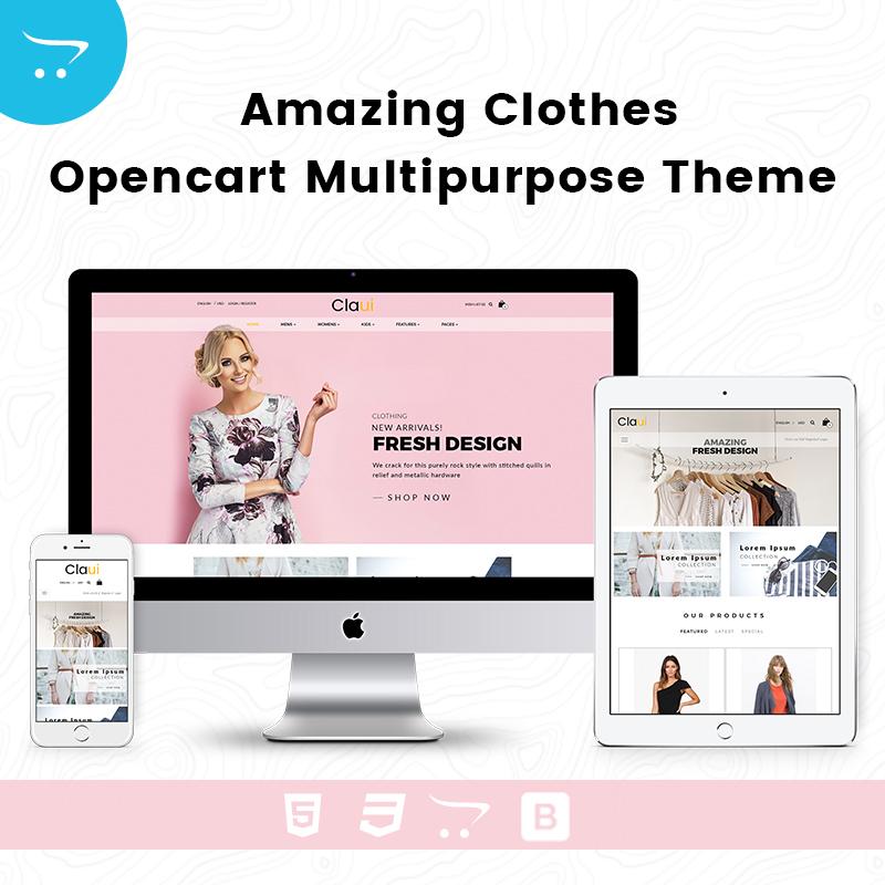 Premium OpenCart Theme