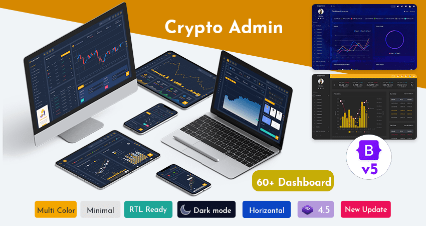 Cryptocurrency Templates